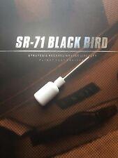 DAMTOYS SR-71 ingeniero de prueba de vuelo de pájaro negro Drinking Bottle Suelto Escala 1/6th