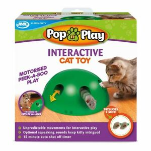 JML Pop 'n' Play Cat Toy