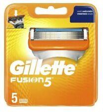 Gillette Fusion Lot de 5 lames / recharges pour rasoir ( 1 boite de 5 - NEUF )