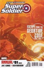 Steve Rogers - Super-Soldier (2010) Ann. #1