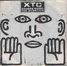 "Xtc-Senses working overtime.7"" german"