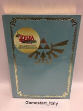 GUIDA THE LEGEND OF ZELDA WIND WAKER HD COLLECTOR'S EDITION - NEW - WII U WIIU