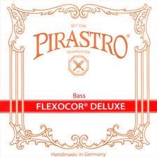 Pirastro Flexocor Deluxe Upright Double Bass String Set 3/4 Size
