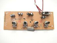 MEMOREX MKS8591A KARAOKE PARTS - board - mic volume, etc.  230-16072-EX300