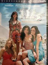 SISTERHOOD OF THE TRAVELING PANTS 2 -(DVD WIDESCREEN EDITION) NEW