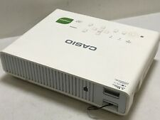 CASIO XJ-M140 HDMI PROJECTOR 5068H LAMP HOURS USED SPOTTY PIXELS | REF:1729