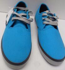 Para Hombre Quicksilver Shorebreak Azul Con Cordones Zapatos De Cubierta De Playa-Size UK 7 EUR 41