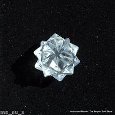 20 Point Crystal Clear Quartz Merkaba Star