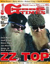GoodTimes 5-2003 - ZZ Top, Jack Bruce, Chris Farlowe, Joan Baez, Rod Stewart ...