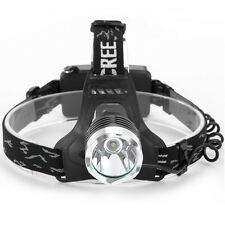 1800lm CREE XM-L T6 LED 3-Mode LED Headlamp Headlight Torch Light Lamp On Head