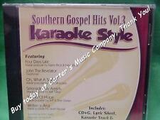 Southern Gospel #3 ~ Christian Daywind Karaoke Style ~~ Oh, What a Savior ~ CD+G