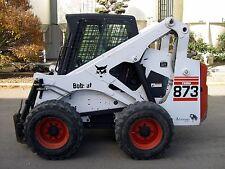 BOBCAT 873 SKID STEER LOADER WORKSHOP SERVICE REPAIR MANUAL