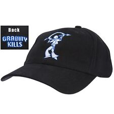 Gravity Kills Guy Baseball Cap