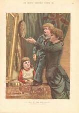Antique (Pre - 1900) Realism Portrait Art Prints