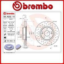 09.A532.1X#50 DISCO FRENO ANTERIORE SPORTIVO BREMBO XTRA HYUNDAI TUCSON (JM) 2.0
