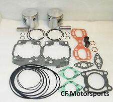 WSM 010-818-11 Seadoo 787 800 +.25mm Top End Rebuild Piston Kit XP GSX GTX SPX