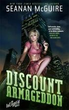 Discount Armageddon: An Incryptid Novel by Seanan McGuire (Paperback, 2014) New