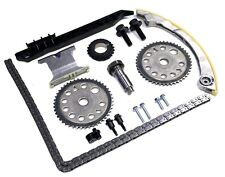 00-11 GM SATURN 2.0, 2.2, 2.4 ECOTEC TIMING CHAIN KIT W/ BOLT SET + NOZZLE