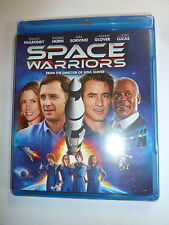 Space Warriors Blu-Ray family movie astronaut adventure NASA Thomas Horn NEW!