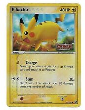 Pokemon Reverse Foil Card : Pikachu  57/108 (Ex Power Keepers)