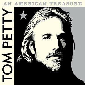 TOM PETTY An American Treasure BANNER HUGE 4X4 Ft Fabric Poster Tapestry Flag