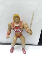 MOTI THUNDER PUNCH HE-MAN SOFT HEAD!!! 1984 EXCELLENT CONDITION!!!
