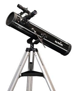 "Skywatcher Astrolux 76 - 3"" F/700 Reflector Telescope #10708 (UK Stock) BNIB"