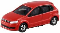 New Takara Tomy TOMICA No.109 Volkswagen Polo Red Japan