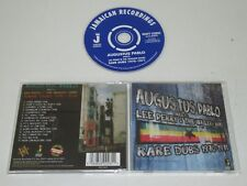 AUGUSTUS PABLO MEETS LEE PERRY & THE WAILERS BAND/RARE DUBS 1970-1971(JRCD023)CD