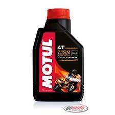11.34€/L Motul 7100 4T 15W50 1 L Aceite para motos totalmente sintético