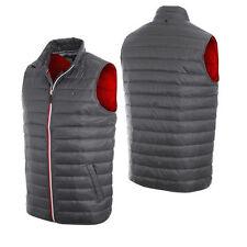 Abrigos y chaquetas de hombre en color principal gris de nailon