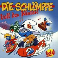 Die Schlümpfe Vol. 04-Voll der Winter! (1996) [CD]