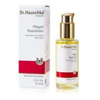 Dr. Hauschka Rose Body Oil 75ml Womens Skin Care