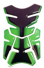 PAD PROTECTION TANK GREEN CARBON YAMAHA R1 R6 FZ6 FZ1 FZ8 MT07 MT03