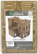 TTCombat TTSCW-SFG-101 Gothic Academium (Sci-Fi Gothic) Building Terrain Scenery