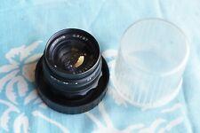 MIR-1V 37mm f2.8 lens M42 Zenit Praktica camera Flektogon Micro 4/3 *