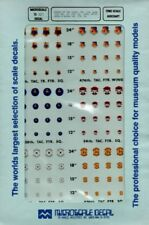 Microscale Decals 1:72 Badges of The 447th TAC. FTR Wing #72-321