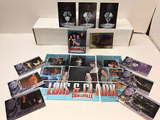 SMALLVILLE SEASON 4 Complete Card Set + 3 CHASE SETS LC1-LC9, SW1-6, BL1-3 & CL1