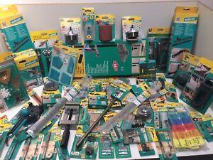 Restposten Wolfcraft u.a.Heimwerkerartikel Baumarktartikel Werkzeug (171-5-21)