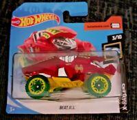 MATTEL Hot Wheels  BEAT ALL  Brand New Sealed Box