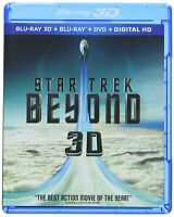 Star Trek Beyond [3D Blu-ray + DVD + digital]