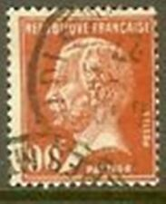 """FRANCE TIMBRE STAMP N° 178 """" TYPE PASTEUR , 90 C ROUGE """" OBLITERE TB"""