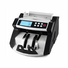 box cash register automatic multifunctional LCD counters detection Euro Dollar