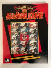 1994 Official All-Star Program * Pittsburgh * trick cover * unscored * Clemente