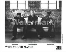 Wide Mouth Mason Press Photo Promo 8x10 1997