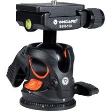 Vanguard BBH-100 Cabezal de Bola para Cámara DSLR Pro y lentes de hasta 10 kg