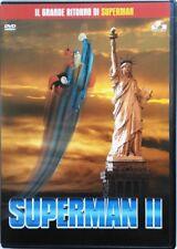 Dvd Superman II 2 (Animación) Usado