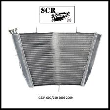 Suzuki GSXR600 GSXR750  Racing Super Cooling Radiator 2006-2009