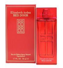 ELIZABETH ARDEN RED DOOR EAU DE TOILETTE 50ML SPRAY - NEW EDITION - WOMEN'S. NEW