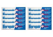 10x BioRepair plus Zahncreme 75ml Zahnfleisch-Schutz Zahnpasta Dr. Wolff`s